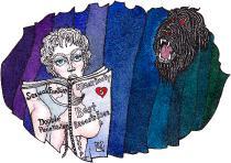 Арт по книгам про Занозу
