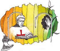 Арт по книгам про Артура